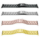 Wristwatch Bands Stainless Steel  Strap Bracelet For Apple Watch iwatch 38/42mm