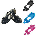 24 Teeth Anti Slip Ice Grip Crampons Snow Shoes Spike Boots Grippers Ice Cleats
