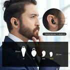 HAND FREE STEREO BLUETOOTH WIRELESS EARPHONE MINI SINGLE MIC MUSIC+CHARGER DUCK