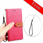 Thin Luxury Flip Cover Wallet Card Leather Case For SAMSUNG Galaxy J5/7 Prime
