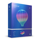 2017 BTS Live Trilogy EPISODE III THE WINGS TOUR in Seoul CONCERT [DVD]+Poster