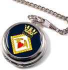 HMS Alacrity Full Hunter Pocket Watch