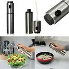 Stainless Steel Olive Mister Spray Pump Fine Bottle Oil Sprayer Pot Cooking Tool