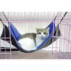 New Reversible Warm Soft Pet Cat Kitten Hanging Hammock Bed For Small Animail