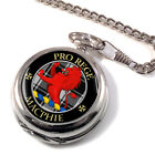 Macphie Scottish Clan Pocket Watch