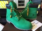 Timberland 6 Inch Boots Premium PRM Waterproof Winter Celtic Green A1IPD A0540