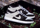 Nike Sb Dunk Low Black Wolf Grey Zoom Air 854866-001 Mens 8 - 13