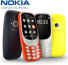 NOKIA 3310 Dual SIM 16MB 2MP Camera Unlocked Sim Free Retro Fantastic Phone 2017