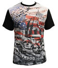 Mens Sublimation T-Shirts (Many Styles)