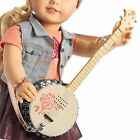 America Girl Doll Accessory: TENNEY GRANT TENNEY'S BANJO plays 3 songs new