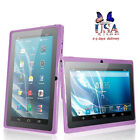 7'' quad core Tablet PC Q88H HD Android4.4 Dual Camera US Plug WIFI EU