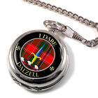 Dalzell Scottish Clan Pocket Watch