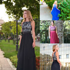 Fashion Long Chiffon Lace Evening Dresses Formal Party Gown 08217 Ever-Pretty