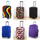 """20""""-28"""" Luggage Cover Travel Trolley Suitcase Protector Elastic Dust-proof Bag"""