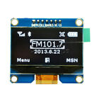 1.54inch SPI Interface 3.3-5V SSD1309 White/Blue/Yellow OLED Display Module