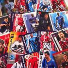 match attax, extra, shoot out & world cup signed cards SIGNED _