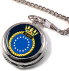 HMS Diadem Full Hunter Pocket Watch