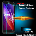 100% Geniune 9H Temper Glass Screen Protector For Asus Zenfone Series Phones FR