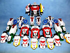 POWER RANGERS SPD DX DELTA SQUAD MEGAZORD + ZORDS LOST A ZORD ? COLLECTION