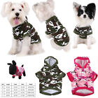 Jackets For Puppies Hot Top Camo Camouflage Sweater Clothing Hoodie Pets Dogs