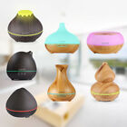 US Ultrasonic Essential Oil Aroma Diffuser Air Humidifier For Office Room Yoga
