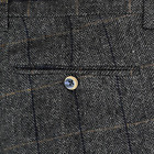 MENS CAVANI 3 PIECE GREY WOOL BLEND TWEED MIX & MATCH JACKET VEST PANTS