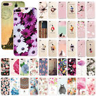 Painting Soft TPU Protective Phone Case Cover For Apple iPhone X 8 7 Plus 6s 5s
