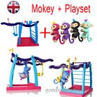 WowWee Finger*ings Electronic Interactive Finger Toys Baby Monkey Pets & Playset
