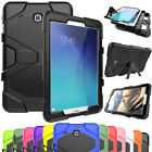For Samsung Galaxy Tab E 8.0 T377 Shockproof Stand Case Cover + Screen Protector