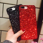 Luxury Bling Glitter Shockproof Soft Silicone Case Cover For iPhone6 6S 7 Plus X