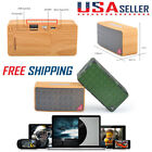 Portable Vintage Camouflage Wireless Bluetooth Speaker w/TF USB Stereo Cycling