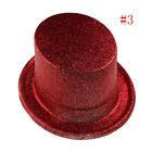 Choose Color Adult Dress Up Party Halloween Costume Head Accessory TOP Hat ~