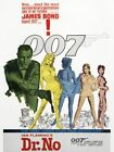DR NO JAMES BOND 007 MOVIE-Photo-Print-Poster or TShirt Transfer £1.95 GBP