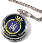HMS Pembroke Full Hunter Pocket Watch