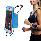 TFY Sport Wristband Forearm Band Sweatband with Case Cover for iPhone