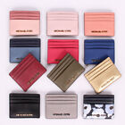 Внешний вид - NWT Michael Kors Jet Set Travel LG Leather Card Holder Case in Various Colors