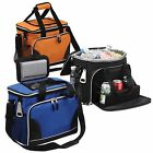 24-Pack Cooler with Tray Perfect for Picnic Fishing Game Outdoor event - AP7336