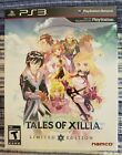 Tales of Xillia Limited Edition PS3 Playstaion 3 Namco Brand New