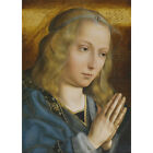 The Madonna in Adoration - Q Metsys Print