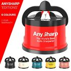 AnySharp 'Editions' World's Best Knife Sharpener, PowerGrip Suction, NEW COLOURS