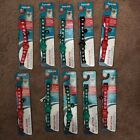 "NWT LOT OF 10 REFLECTIVE SAFETY BREAKAWAY CAT COLLAR W/BELL ADJUSTABLE 8-12"" ~"