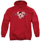 Betty Boop Vintage Cutie Pup Pullover Hoodies for Men or Kids $26.39 USD