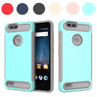 For ZTE Blade Z Max/ Zmax Pro 2/ Z982 Shockproof Cover Hard Armor Hybrid Case
