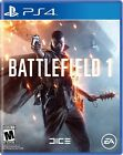 Battlefield 1 (sony Playstation 4, 2016) Ps4