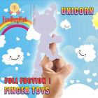 2018 New ORIGINAL Baby Unicorn Interactive Finger Toy Christmes Top Quality