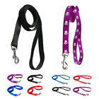 10pcs/lot 1.0cm wide Nylon Dog Leads Pet Puppy Leash Durable for Small Chihuahua