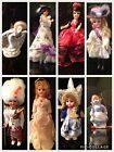 1940's-1990's 7 VINTAGE DOLLS OF THE WORLD 🌎