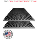 Acoustic Foam Convoluted Egg Crate IZO Gun Case Foam All Sizes * Free Shipping