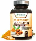 Turmeric Curcumin 1400mg of 100% Pure Curcumin Extract 95% Curcuminoids