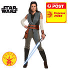 REY DELUXE COSTUME, ADULT NEW